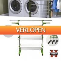 Pricestunter.nl: Herzberg opvouwbare droogrek