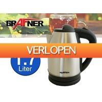 DealDonkey.com 2: Grafner RVS waterkoker