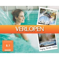 1DayFly Travel: 4* hotel in Rotterdam met entree Thermen Holiday