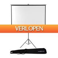 CheckDieDeal.nl 2: Projectiescherm