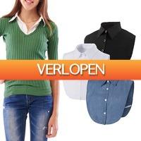 CheckDieDeal.nl: Dames blouse kraagje