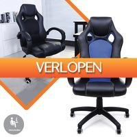Euroknaller.nl: Imola Racing bureaustoel