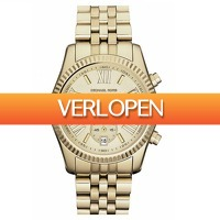 HelloSpecial.com: Veiling: Michael Kors MK5556 Lexington dameshorloge