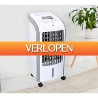 Koopjedeal.nl 1: 2-in-1 mobiele aircooler en luchtbevochtiger