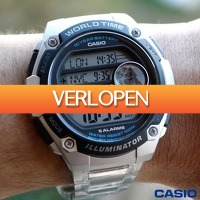 Watch2day.nl: Casio Sports Multifunctionals