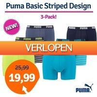 1dagactie.nl: Puma Basic Striped boxershorts