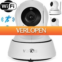 Uitbieden.nl 2: WiFi 720P IP camera