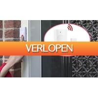 ActievandeDag.nl 1: Draadloze deurbel