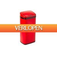 SelectDeals.nl: Moa Sensor Bin 50 liter