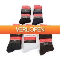 TipTopDeal.nl: 12 paar Pierre Cardin sokken