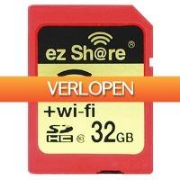 Dennisdeal.com: WiFi SDHC kaart