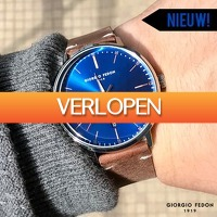 Watch2day.nl: Giorgio Fedon 1919 Heritage I Automatics