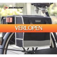 Koopjedeal.nl 1: Dubbele fietstassen van Dunlop