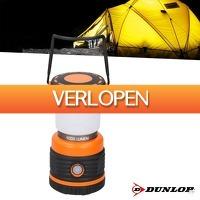 Wilpe.com - Elektra: Dunlop LED campinglantaarn