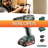 Wilpe.com - Tools: Metabo BS18LTBL  accuboormachine