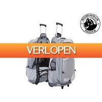 iBOOD Sports & Fashion: Numinous GlobePacs anti-diefstal backpack