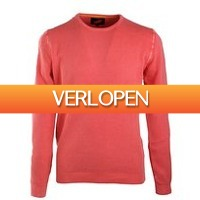 Suitableshop: Suitable pullover ronde hals