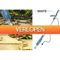 VoucherVandaag.nl: The White Series elektrische onkruidbrander