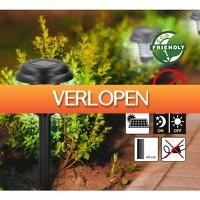 Koopjedeal.nl 1: 2-pack Solar LED tuinlampen en insectenverdelgers