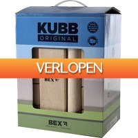 Bol.com: Kubb en Molkky spellen