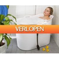 Groupdeal: Bath Bucket mobiele badkuip