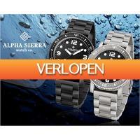 1DayFly Lifestyle: Alpha Sierra Seawolf herenhorloge