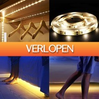 Multismart.nl: LED-strip met bewegingssensor