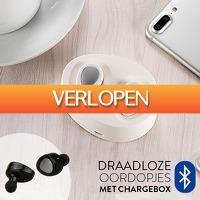 Slimmedealtjes.nl: Volledig draadloze oordopjes