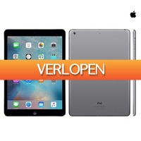 Koopjedeal.nl 2: Apple iPad Air 16GB refurbished