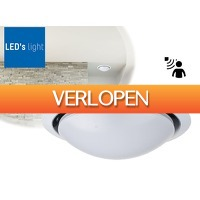 DealDonkey.com 2: LED's Light plafondlamp met sensor