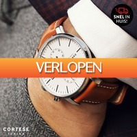 Watch2day.nl: Cortese Savoia Chronographs