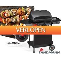 1DayFly Outdoor: Stoere LandMann gasbarbecue