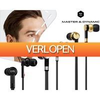 1DayFly Tech: Master & dynamic oortelefoons