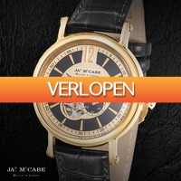 Watch2day.nl: James McCabe Lurgan Automatics JM-1007