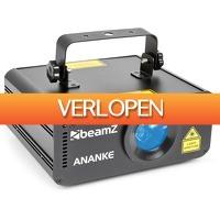 MaxiAxi.com: BeamZ Ananke 3D RGB laser