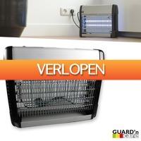 Wilpe.com - Elektra: Guard n Care UV insectenlamp