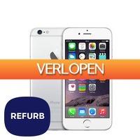 Centralpoint: Apple iPhone 6 16 GB zilver refurbished