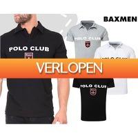 1DayFly Lifestyle: Baxmen Polo Club poloshirts