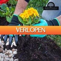 CheckDieDeal.nl 2: Tuinhandschoenen met klauwen