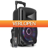 MaxiAxi.com: Fenton FT10LED karaoke speaker