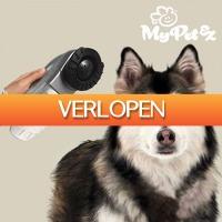 TipTopDeal.nl: MyPet vacuum dierenstofzuiger