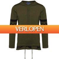 Brandeal.nl Trendy: CRSM pullover met ronde hals