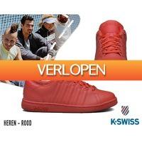1DayFly Lifestyle: K-swiss sneakers