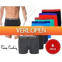 1DayFly Sale: 6-pack Pierre Cardin boxershorts
