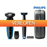 iBOOD.com: Philips AquaTouch Wet & Dry + bodygroomer
