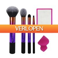 Wehkamp Dagdeal: Real Techniques Color & Contour kwastenset