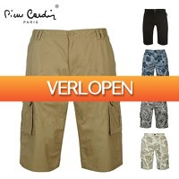 Elkedagietsleuks HomeandLive: Pierre Cardin shorts