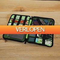 Slimmedealtjes.nl: Handige kabel organizer