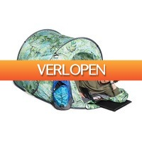 Xenos.nl: 2-persoons pop-up tent