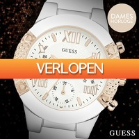Watch2Day.nl 2: Guess Sport Rockstar dameshorloge